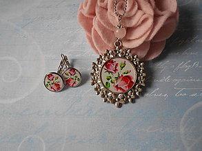 Sady šperkov - S fialkovým podtónom IV. - 10042258_