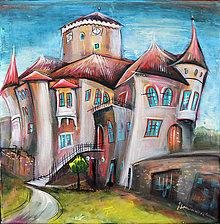 Obrazy - Budatínsky hrad - 10041156_