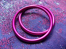 Polotovary - Sýtoružové Ring Sling krúžky - 10040326_