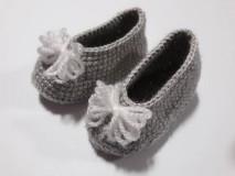 Topánočky - Detské papučky - 10040196_