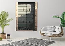 Grafika - Obraz - grafika Za dverami II - 10041062_
