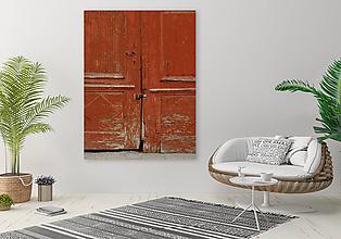 Grafika - Obraz - grafika Za dverami I - 10041008_
