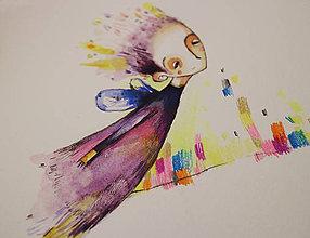 Kresby - Len letieť - 10047135_