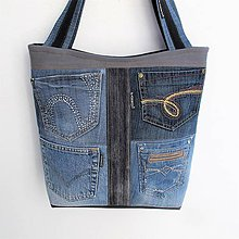 Veľké tašky - 4 POKETS * BAG * no. 01 * PARROT® - 10047320_