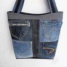 Veľké tašky - 4 POKETS * BAG * no. 02 * ZIP * PARROT® - 10047336_