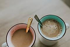 Pomôcky - Sada čajových lyžičiek JA a TY - 10045712_