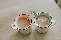 Pomôcky - Sada čajových lyžičiek JA a TY - 10045713_