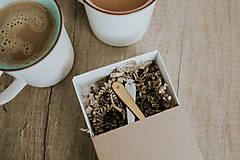 Pomôcky - Sada čajových lyžičiek JA a TY - 10045738_