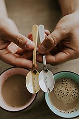 Pomôcky - Sada čajových lyžičiek JA a TY - 10045742_