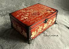 Krabičky - MAXI šperkovnica STROM - 10047627_