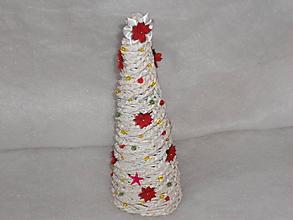 Dekorácie - Vianočný stromček - 10048154_