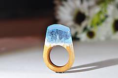 Prstene - Drevený prsteň Circa - 10048369_