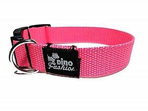 Pre zvieratká - Ružový obojok - 10045375_