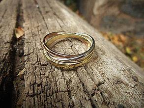 Prstene - 3nity ring - 10045386_