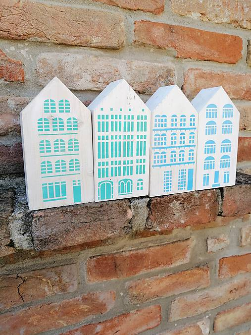 Veselé domčeky