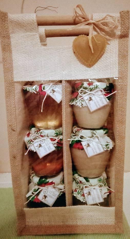 Darčekové balenie našich medov
