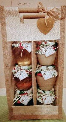 Potraviny - Darčekové balenie našich medov - 10048462_