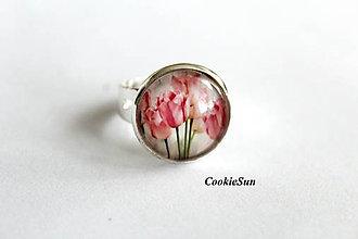 Prstene - Tulipány - 10046485_