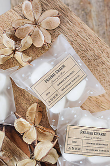 Svietidlá a sviečky - Sójové vosky do aromalampy