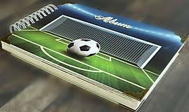 Papiernictvo - ALBUM - fotoalbum pre futbalistu-Futbal - 10045455_