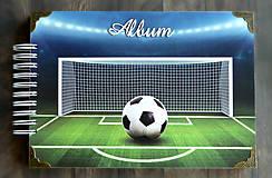 Papiernictvo - ALBUM - fotoalbum pre futbalistu-Futbal - 10045456_