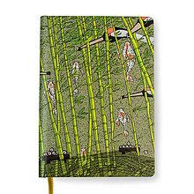 Papiernictvo - Zápisník A6 Saké - 10045613_