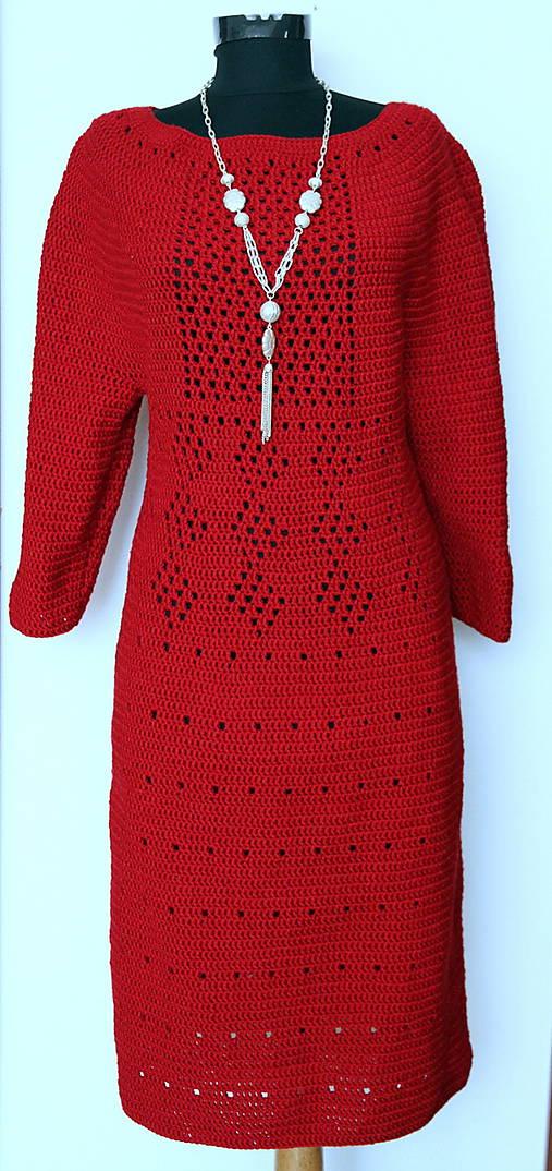 14fde9993513 Háčkované šaty 2   zuzart - SAShE.sk - Handmade Šaty