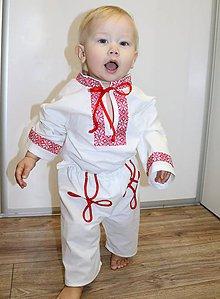 Detské súpravy - detská chlapčenská súprava - 10045897_