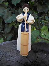 Dekorácie - Šúpolienka s mutovníkom - 10050813_
