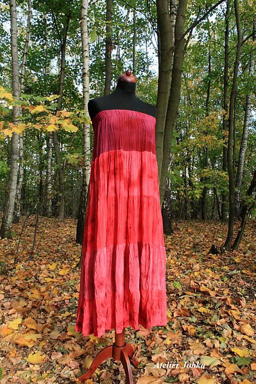 Hedvábná sukně maxi   jobka - SAShE.sk - Handmade Sukne 7d8506efce