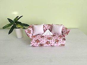 Krabičky - Obal na servítky - Ružový medvedíci - 10050417_