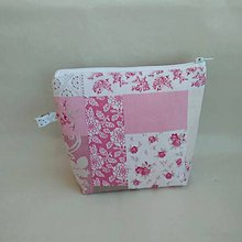 Taštičky - Kozmetická taška (Béžová) - 10052597_