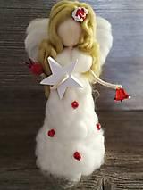 - Vianočný anjel šípka  - 10049008_