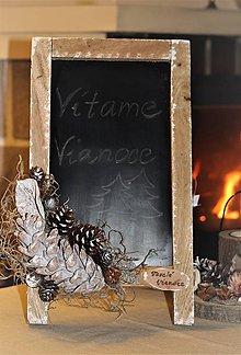 Dekorácie - Vianočná tabuľka - 10048850_