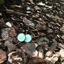 Náušnice - Náušnice Pastelky - 10051011_