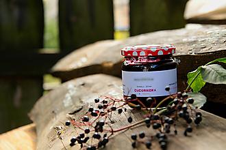 Potraviny - domáci džem čuČOriedka s bazou - 10053208_