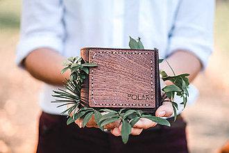 Peňaženky - Korková peňaženka - Gigil - 10049668_