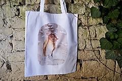 Plátená taška- Sova