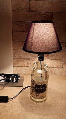 Svietidlá a sviečky - Kraken lampa - 10051609_