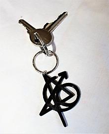 Kľúčenky - Avengers - kľúčenka - 10051855_