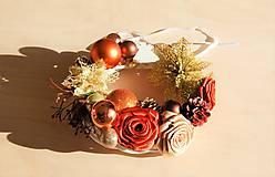 Dekorácie - Vianočný venček 5 - 10051999_