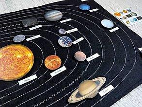 Hračky - Vesmír - Slenčná sústava - 10052694_