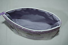 Taštičky - levanduľová kozmetika - 10052102_