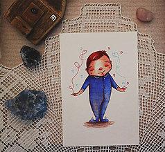 Grafika - O malom Maťkovi - 10057216_