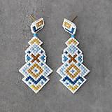 Náušnice - ornament - 10054790_