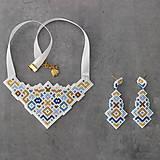 Náušnice - ornament - 10054793_