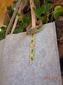Kabelky - Filcová taška - 10053795_