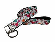 Kľúčenky - Kľúčenka Valentine - 10054040_