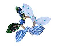 Hračky - Hryzátko / hrkálka s mašličkami - 10056808_