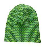 Detské čiapky - Obojstranná detská čiapka - 10057369_